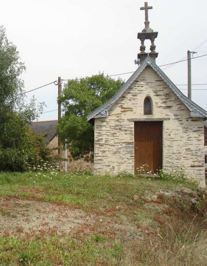 La chapelle Notre-Dame-de-Bon-Secours (XIXème siècle) d'Auvais